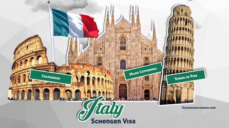 Italy-Schengen-Visa