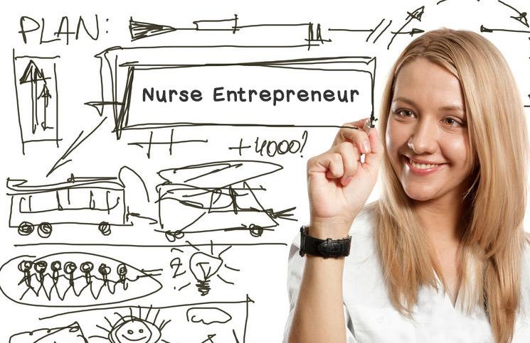 Nurse-Entrepreneur