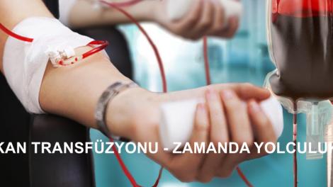 dijital hemsire kan transfuzyonu
