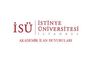 istinye universitesi