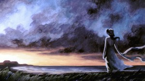 seaside-lonely-girl-free-desktop-wallpaper-2880x1620